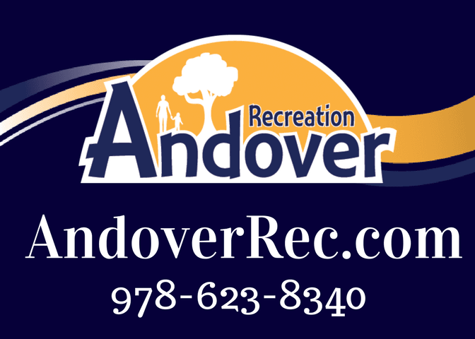 andover rec button town website